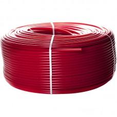 STOUT  20х2,0 (бухта 240 метров) PEX-a труба из сшитого полиэтилена с кислородным слоем, красная, арт. SPX-0002-242020